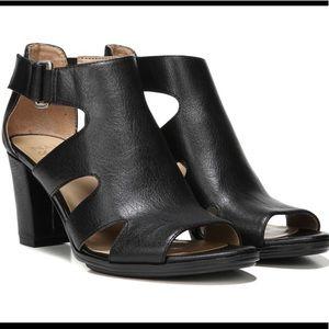 Naturalizer Black Block Heels